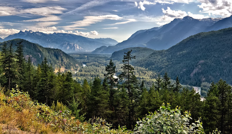 Squamish Valley, BC