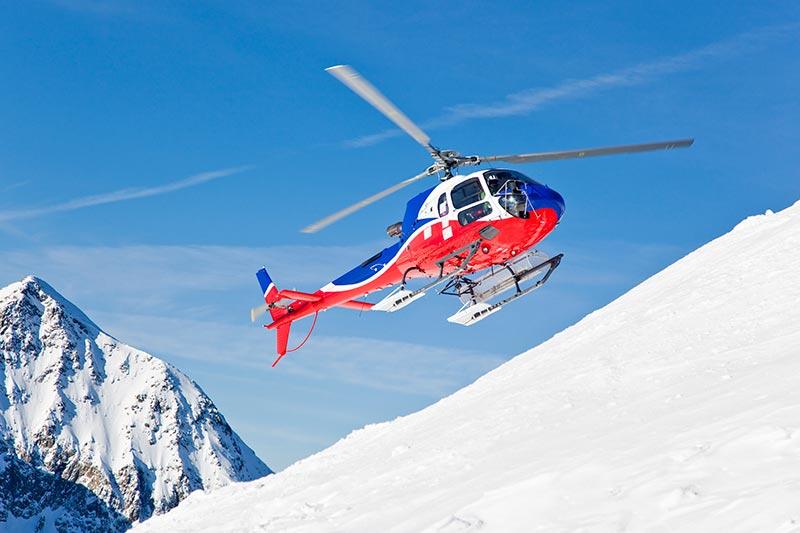 Heli Skiing & Boarding in Squamish, BC