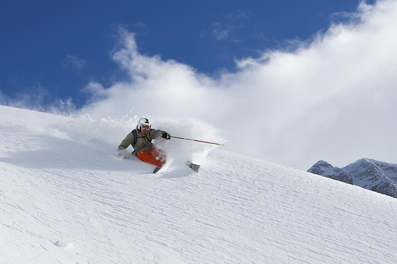 Backcountry Skiing & Boarding in Squamish, BC